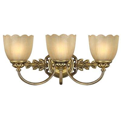 Hinkley Isabella 3 Light Vanity Light