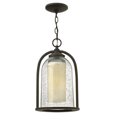 Hinkley Quincy 1 Light Hanging Lantern