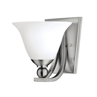 Hinkley Bolla 1 Light Semi-Flush Wall Light