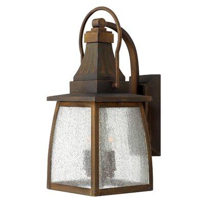 Hinkley Montauk 1 Light Outdoor Wall Lantern