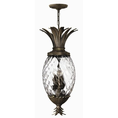 Hinkley Plantation 4 Light Foyer Pendant