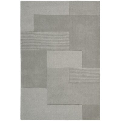 Calvin Klein Home Rug Collection Bowery Grid Wisp Area Rug