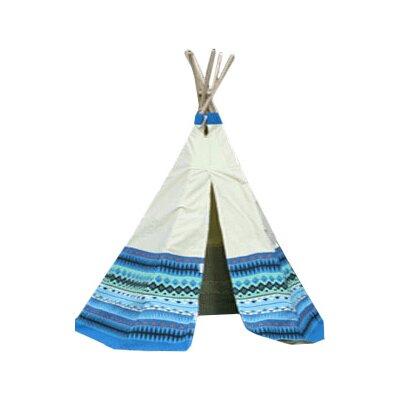 Garden Games Aztec Wigwam Play Tent