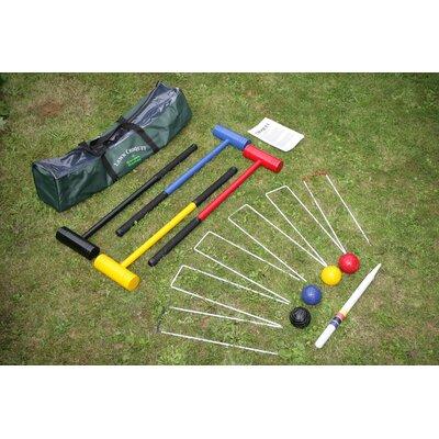 Garden Games Lawn Croquet Set