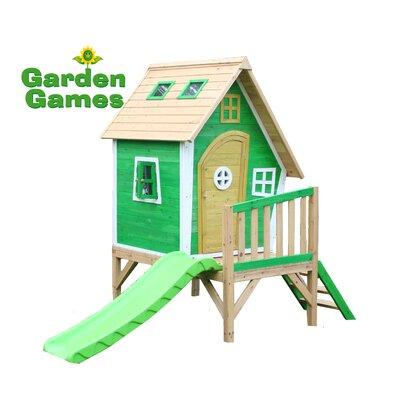 Garden Games Whacky Tower Playhouse