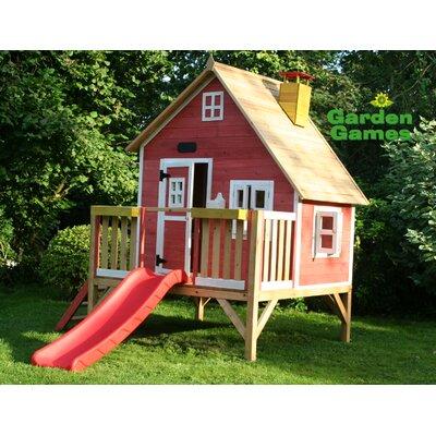 Garden Games Crooked Penthouse Playhouse