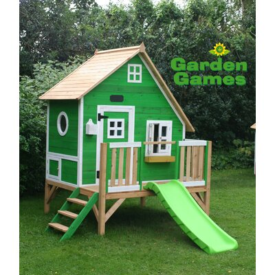 Garden Games Whacky Penthouse Playhouse