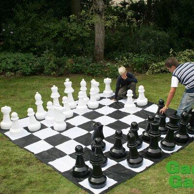 Garden Games Giant Chess Pieces
