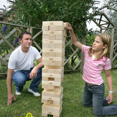 Garden Games Giant Tower Game