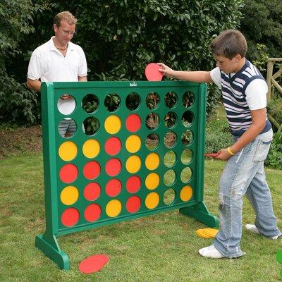 Garden Games Big 4 Game