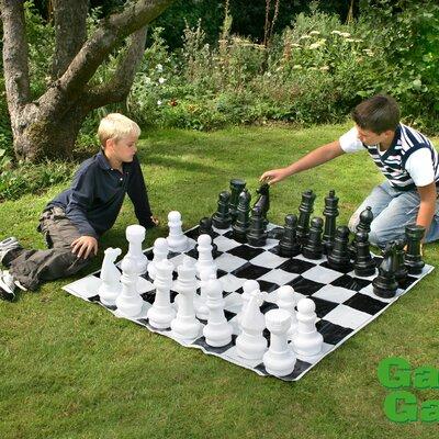 Garden Games Standard Chess Set