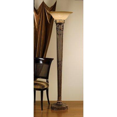 Feiss Opera 188.6cm Uplighter Floor Lamp