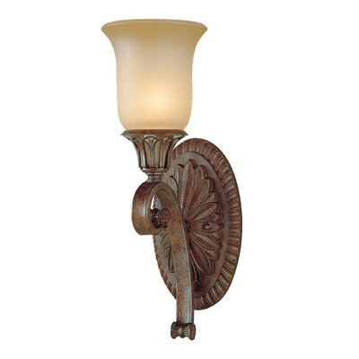 Feiss Stirling Castle 1 Light Semi-Flush Wall Light