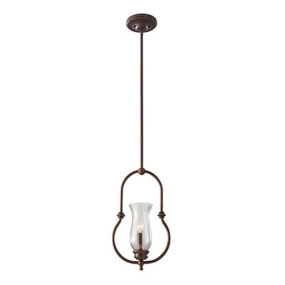 Feiss Pickering Lane 1 Light Mini Pendant