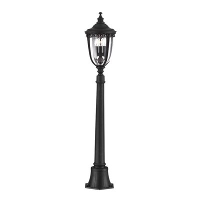 Feiss English Bridle 3 Light Pathway Lighting
