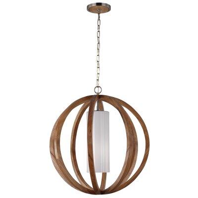 Feiss Allier 1 Light Globe Pendant