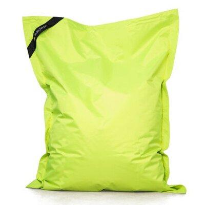 Smoothy 140 cm x 110 cm Sitzsack Neon Junior aus Nylon