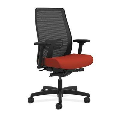 Endorse Mesh Desk Chair Upholstery: Poppy