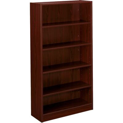 Bl Series Standard Bookcase Color: Mahogany