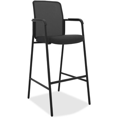 Armed Cafe Height Mesh Desk Chair