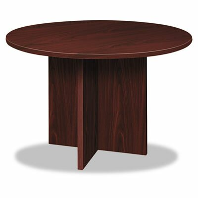 "Laminate Series Circular 29.5""H x 48""W x 48""L Conference Table"