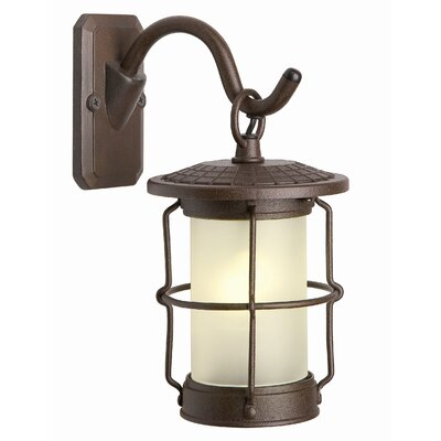 Garden Lights Callisto 1 Light Outdoor Wall Lantern