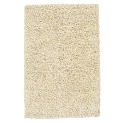 Husain International Rhythm Handmade Ivory Area Rug