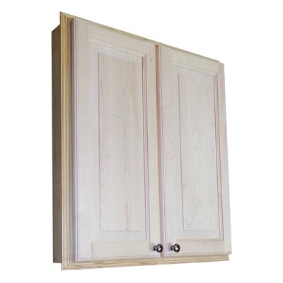 "Baldwin 29.5"" W x 31.5"" H Recessed Cabinet"