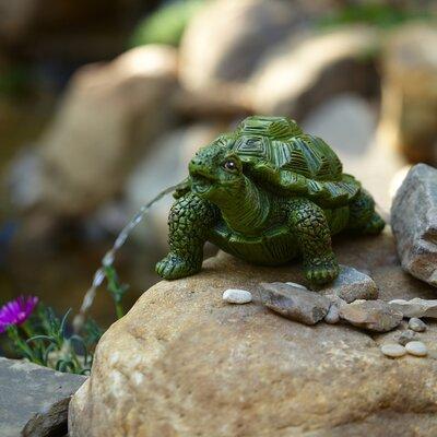 Resin Turtle Spitter