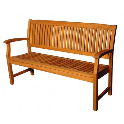 Regal Teak Teak Tisbury Garden Bench