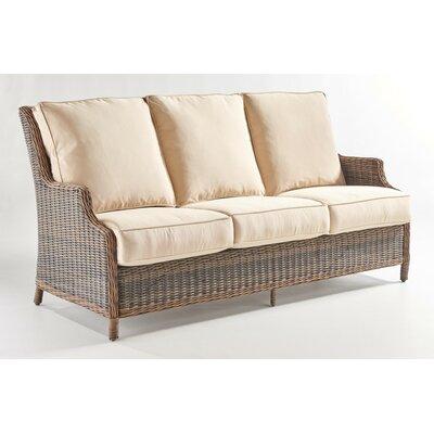 Fannin Sofa with Cushion Fabric: Cast Oasis