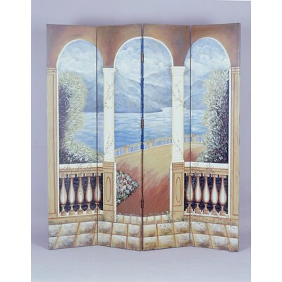 Roderica 3 Panel Room Divider