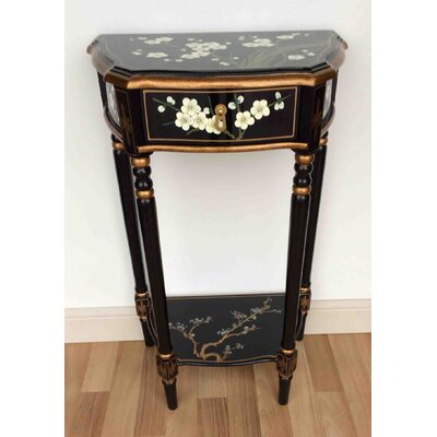 Grand International Decor Blossom Hall Stand 1 Drawer Chest