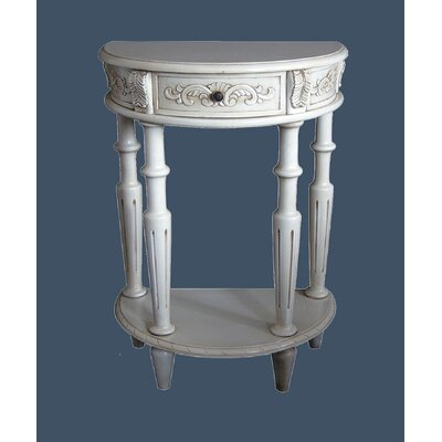 Grand International Decor French Style Coffee Table with Magazine Rack