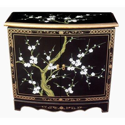 Grand International Decor Blossom 2 Door Cabinet