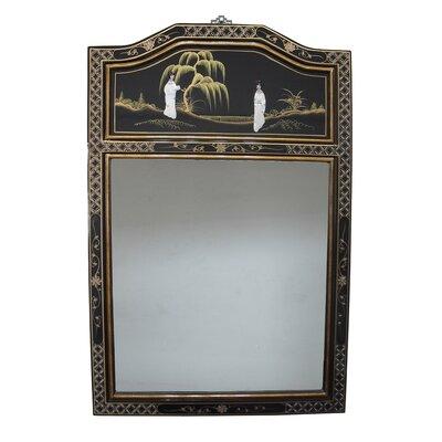 Grand International Decor Mother of Pearl Mirror