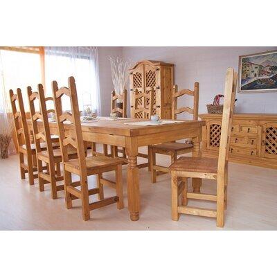 Möbelkultura 9-tlg. Essgruppe Hacienda