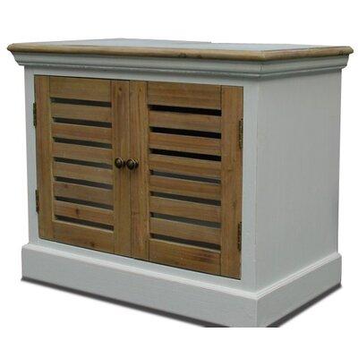 Möbelkultura 70 cm Waschbeckenunterschrank Burgund