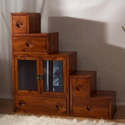 Möbelkultura 3-tlg Raumteiler 156 cm x 150 cm