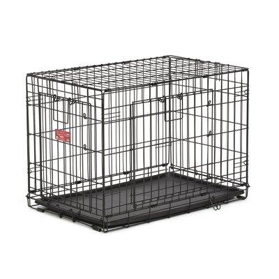 "Life Stages A.C.E. Pet Crate Size: 21.5""H x 19.75""W x 30.75""L"