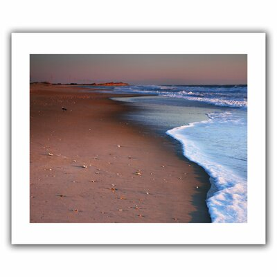 ArtWall 'Alone Not Lonely' by Steven Ainsworth Photographic Print on Canvas