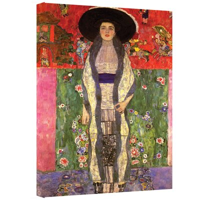 ArtWall ''Adele Bloch Bauer'' by Gustav Klimt Print of Painting on Canvas