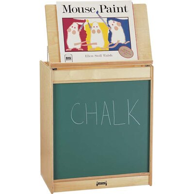 Jonti-Craft Folding Casters Board Easel