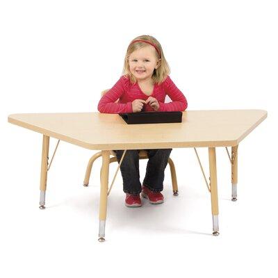 Jonti-Craft Berries Trapezoidal Activity Table