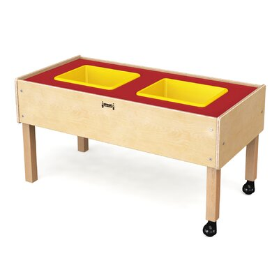 2 Tub Sand-n-Water Table - Toddler