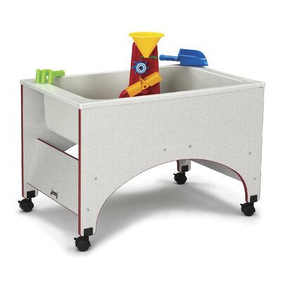 Rainbow Accents Space Saver Sand & Water Table Finish: Purple