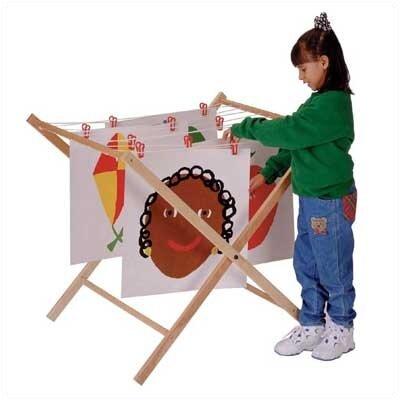 Jonti-Craft Paint Drying Rack
