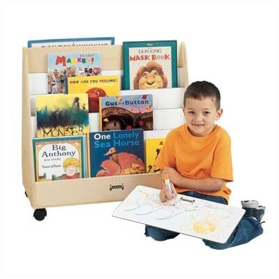 Jonti-Craft Mobile 1 Sided Pick-a-Book Stand
