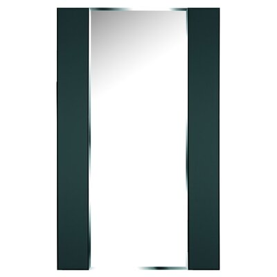 D & J Simons and Sons Art Deco Rectangle Bevelled Mirror