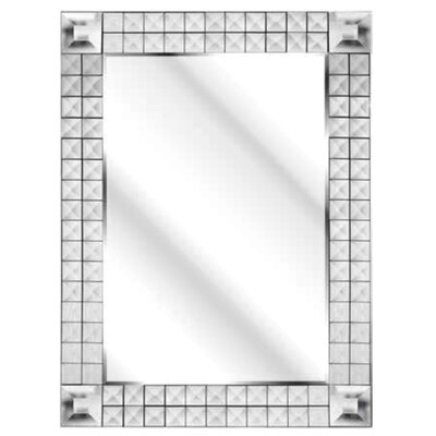 D & J Simons and Sons Art Deco Mosaic Mirror